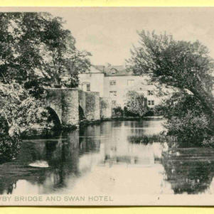 Newby Bridge and Swan Hotel