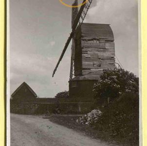 Finchingfield Essex Windmill