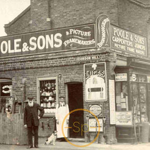 Poole & Sons Shop in Cordon Hill