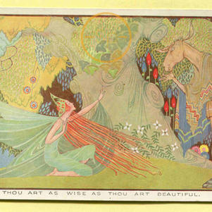 Joyce Mercer Children Fantasy