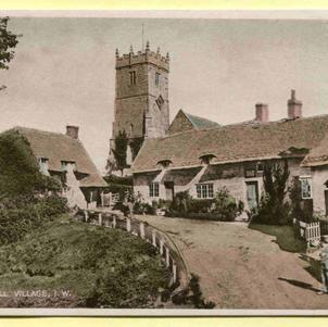 Godshill Village