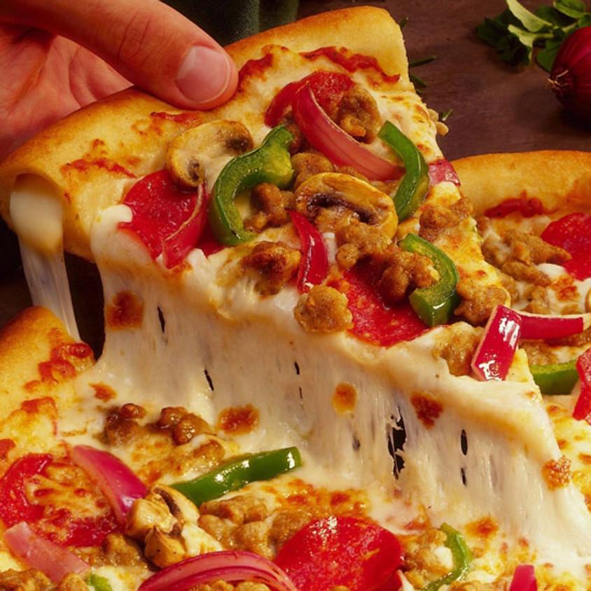 Ladies Pizza and Movie Night (1)