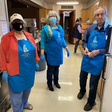 Kitchen Crew in Nativity Aprons.jpg