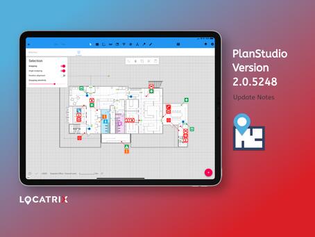 PlanStudio Update - V2.0.5248
