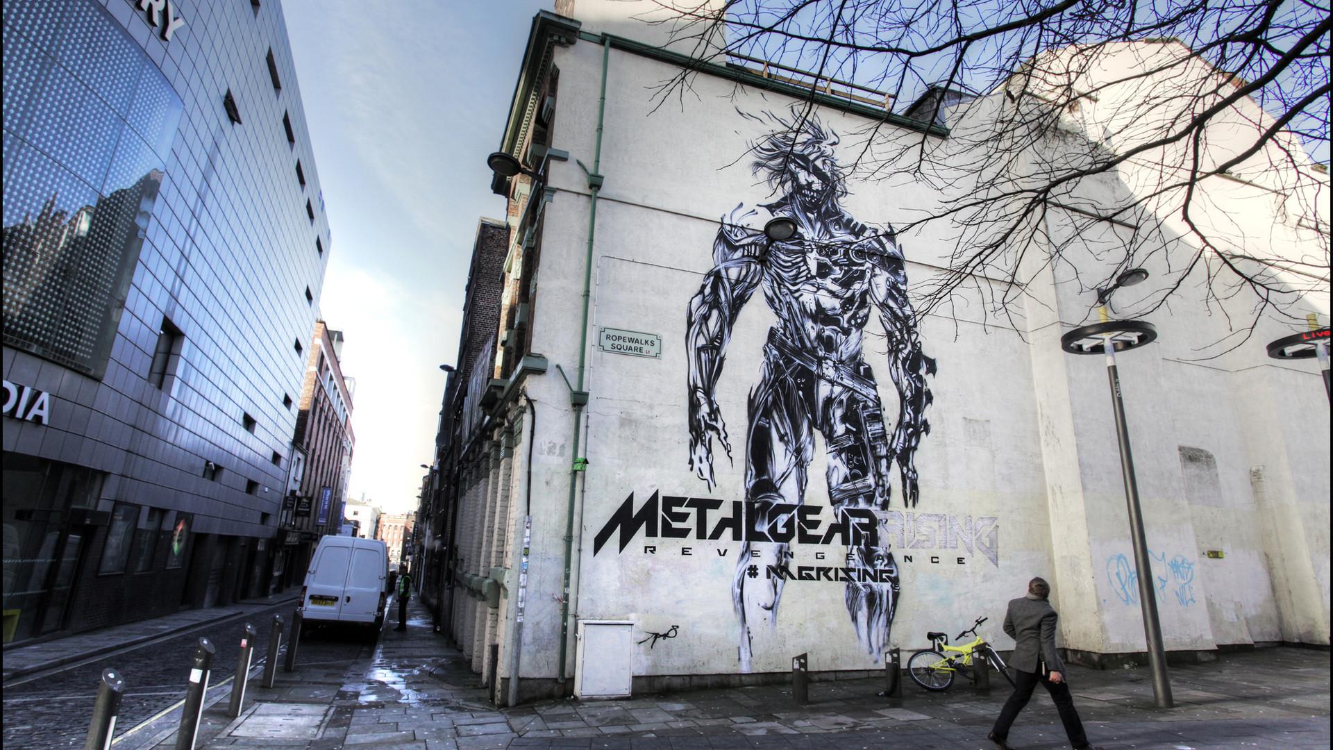 2000 Metal Gear Rising Liverpool IMG_985