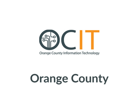 Orange County - Case Study
