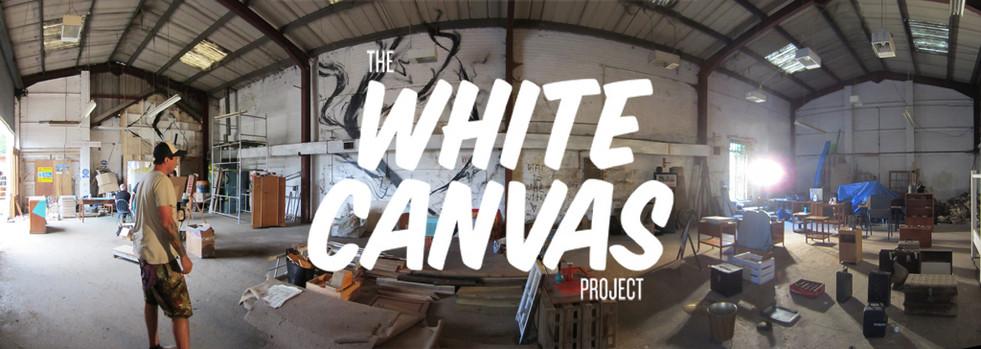 El proyecto del lienzo blanco
