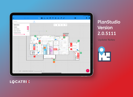 PlanStudio Update - V2.0.5111
