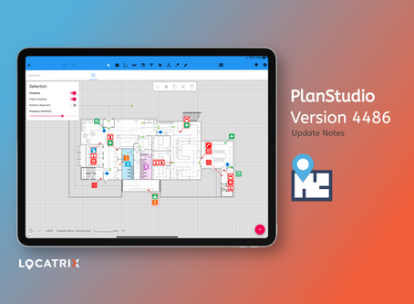 PlanStudio Update - V4486