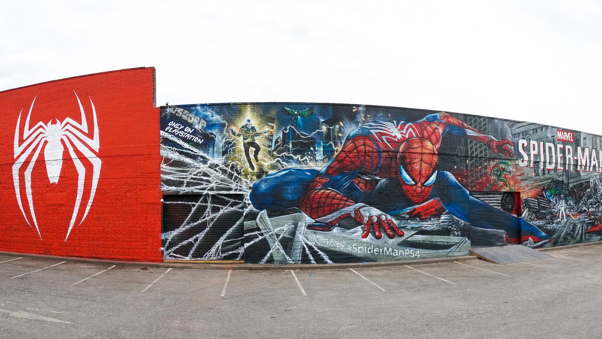 Spiderman PS4 birmingham.jpg