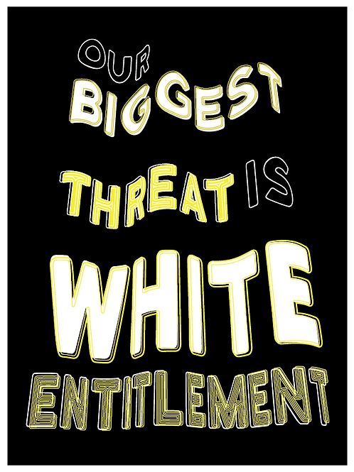 Our Biggest Threat Poster