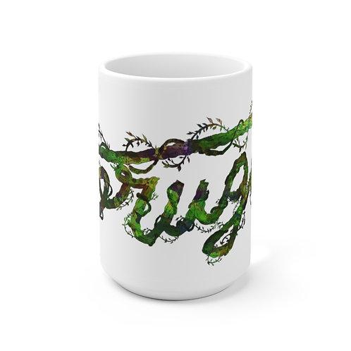 Para Papi - Ceramic Mug 15oz