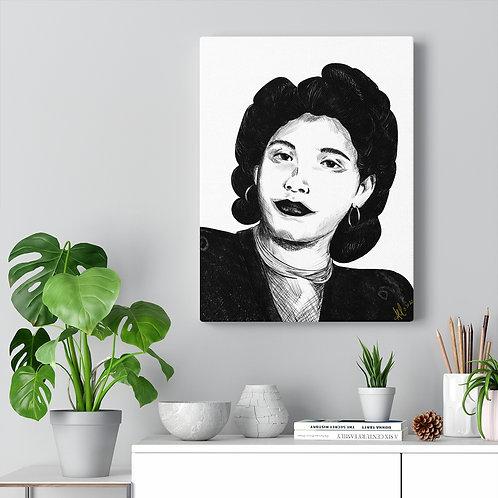 Abuela 12x16 Canvas
