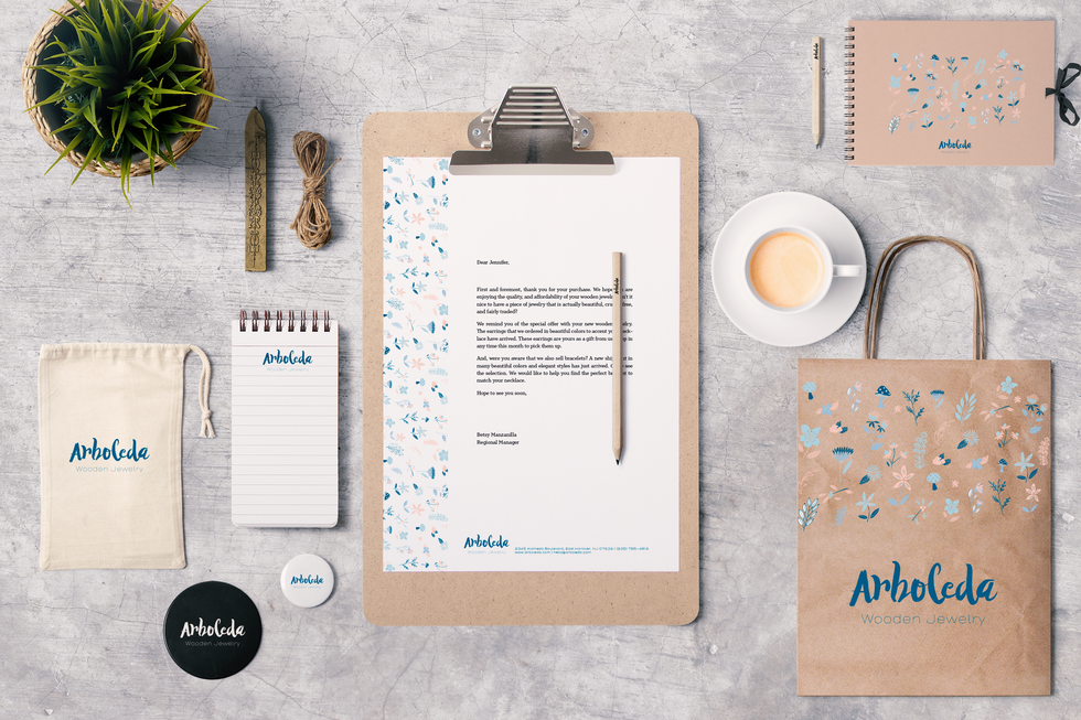 Packaging and Stationary