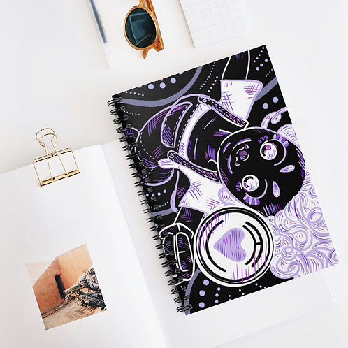 I Purple You Spiral Notebook - Ruled Line