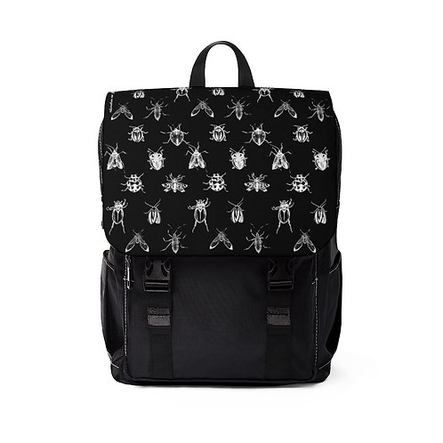 BUGS Unisex Casual Shoulder Backpack