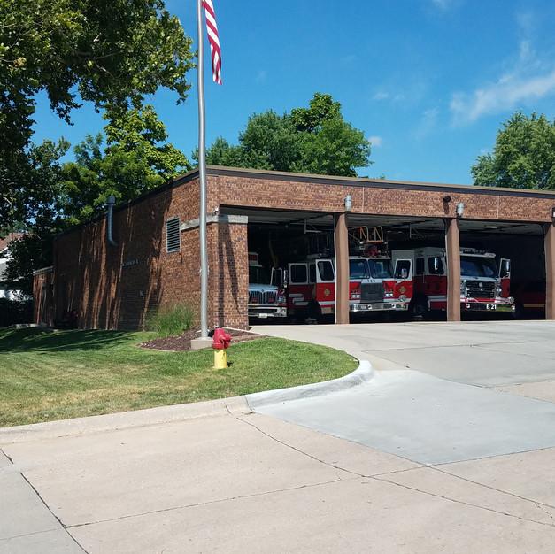 FIRE STATION #21 IMPROVEMENTS