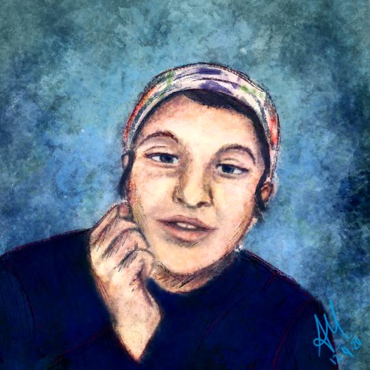 Jillian Portrait