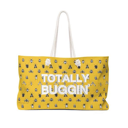 BUGS Weekender Bag