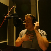 Singing the first track