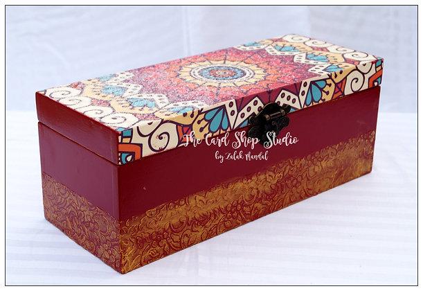 Sparkle Mandala Bangle Box