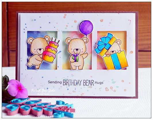 Birthday Bear Wishes