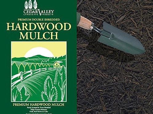 Double Shredded Hardwood