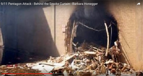 Pentagon Exit Hole on 9/11