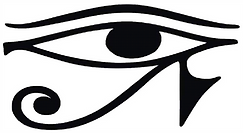 wadjet eye of wisdom Horus Egyptian eye