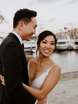 Huntington Bay Club Wedding