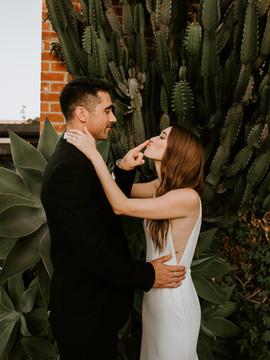 Smoky Hollow Studios El Segundo Wedding