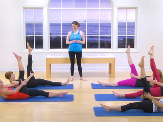 A Morning of Pilates with Julie Driver      Sunday 15th July 10-1pm         Aquamanda Spa, Hempstead