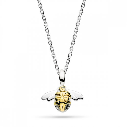Sterling Silver Bumblebee Pendant