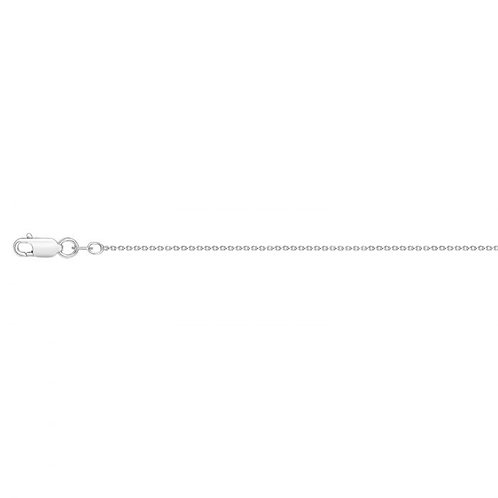 Sterling Silver 1.8mm Cable Chain
