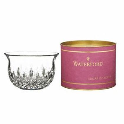 """Waterford Lismore 5"""" Sugar Bowl"""