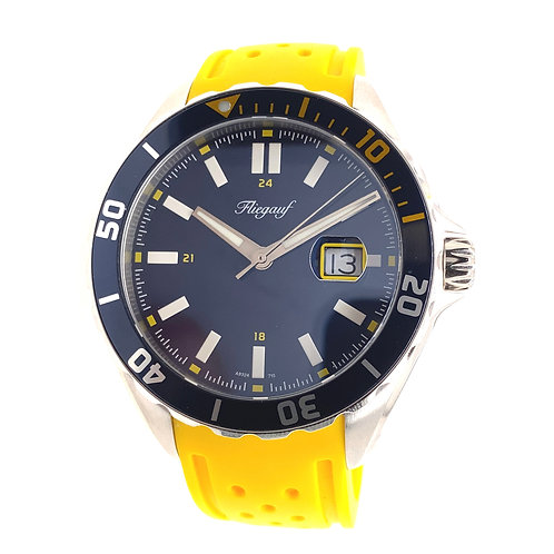 Yellow Band Belair Gents Watch