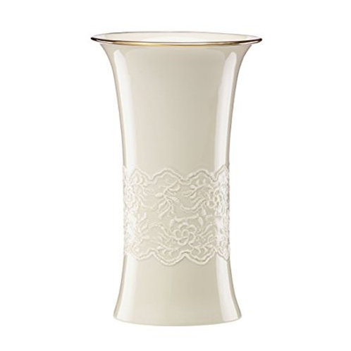 """Lenox Lace 10"""" Vase"""