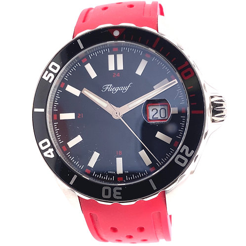 Red Band Belair Gents Watch