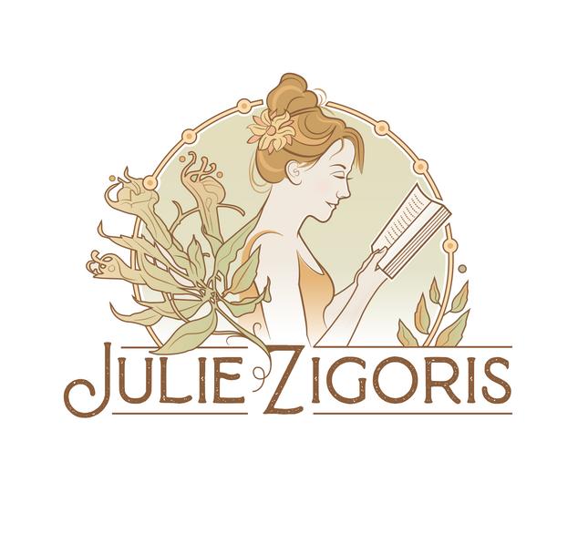 Book Author Logo