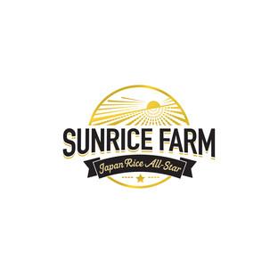 Sunrice Farm - Logo design