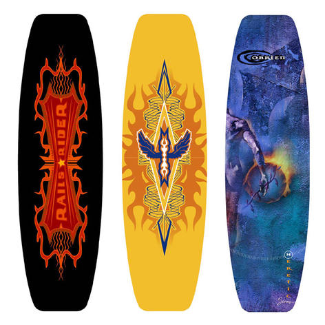 Wakeboards for O'brien