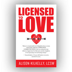 Licensed to Love - Book cover