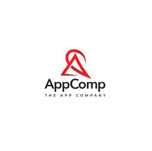 AppComp logo design