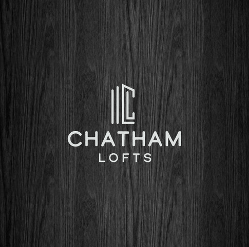 Chatham Lofts - Logo design