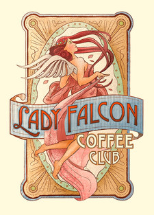 Lady Falcon Coffee