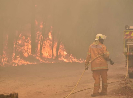 Bushfire support for local residents