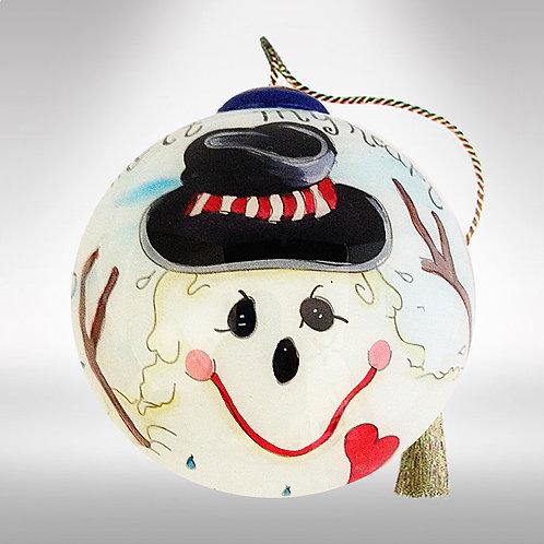 You Melt My Heart Snowman
