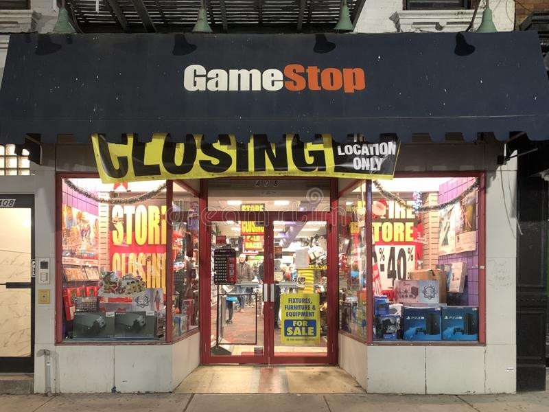 Local NJ GameStop goes out of business