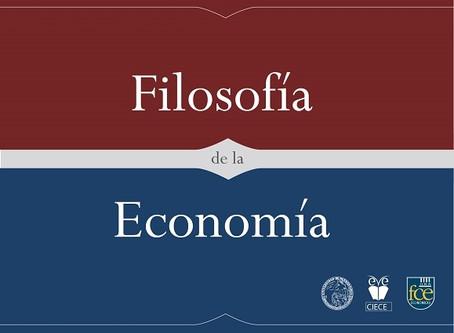Filosofía de la Economía – Vol. 6 Nro. 1 (2017)