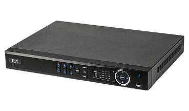 IP видеорегистратор RVi-IPN32/8-PRO-4K V.2